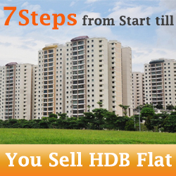 7 Step from Start till You Sell HDB Flat