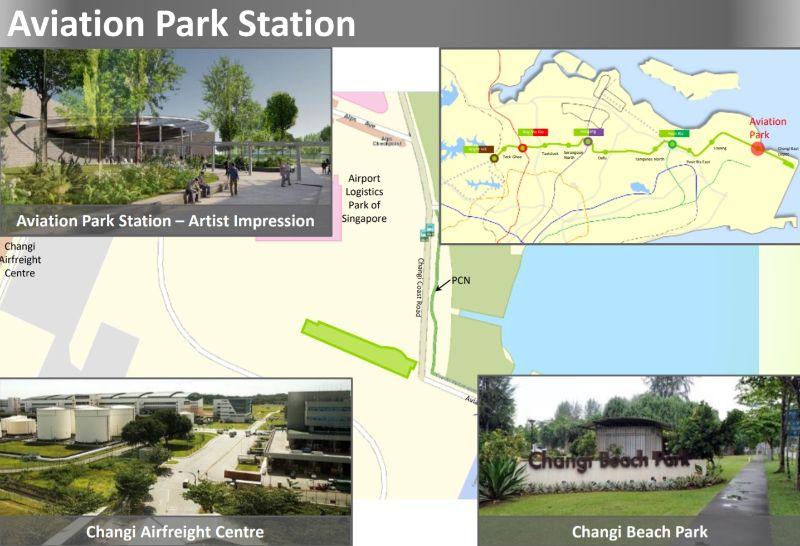 Aviation Park Station