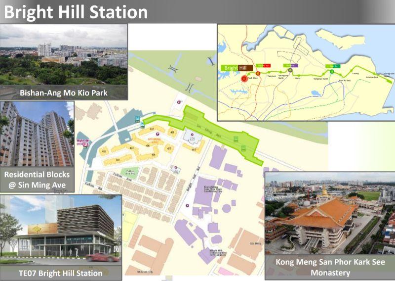 Bright Hill Station
