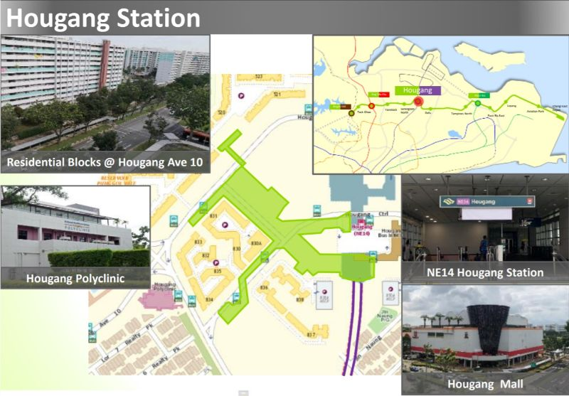 Hougang Station