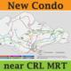 New Condo near CRL MRT