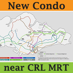 New Condo near CRL MRT