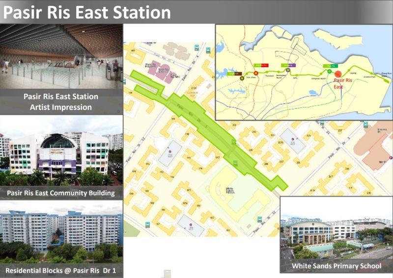 Pasir Ris East Station