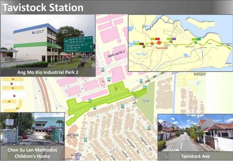 Tavistock Station