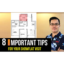 Tips for Showflat Visit