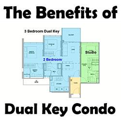 Dual Key Condo in Singapore