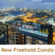 New Freehold Condo