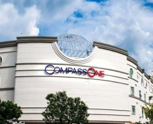 Compass One Mall near Ola EC