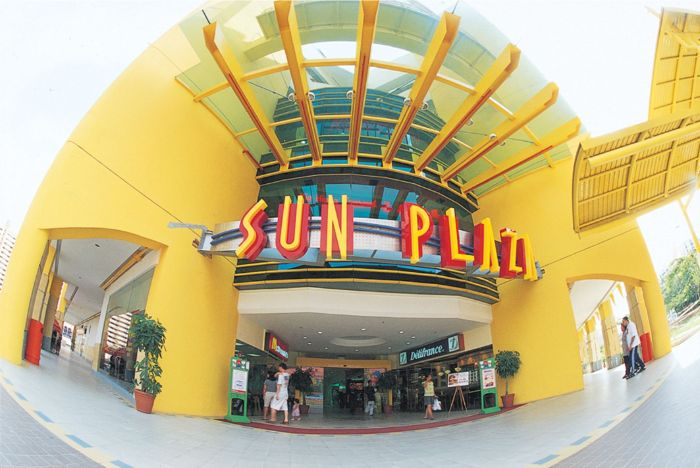 Sun Plaza near Parc Canberra