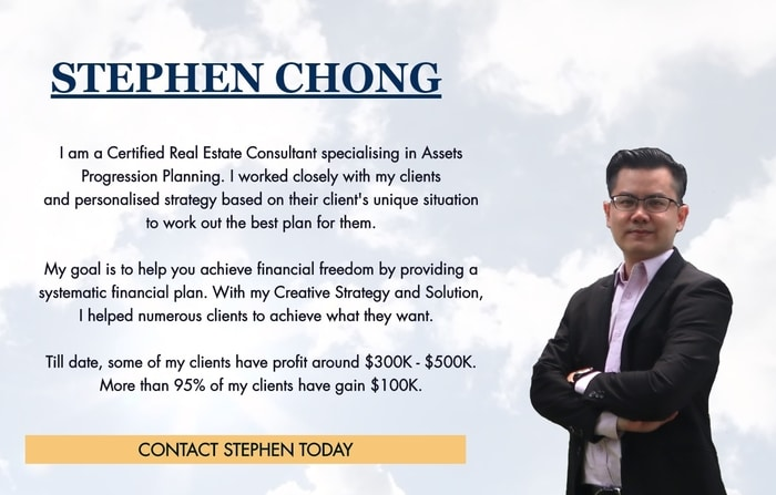 Stephen Chong Property Agent