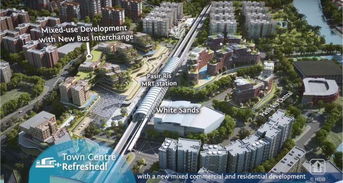 Pasir Ris Central condo development