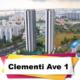 Clementi Avenue 1 condo