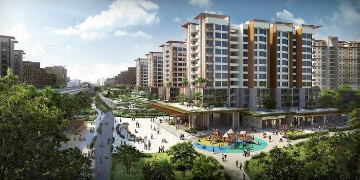Ryse Residences Pasir Ris Condo