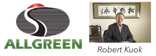 Ryse Residences developer allgreen properties