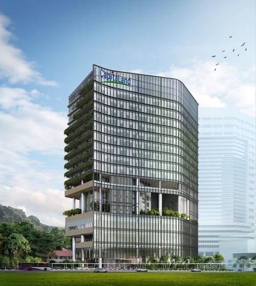 Future development near One north condo